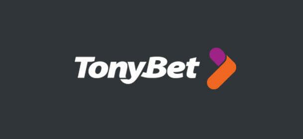 TonyBet spordiennustus ülevaade – €20 väärtuses tasuta panuseid