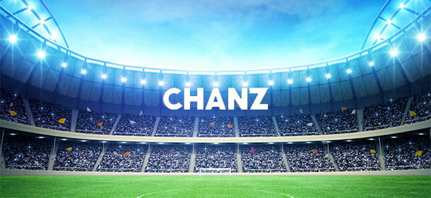 Chanzpool ennustusmäng - €5000 garanteeritud nädala jackpot