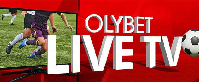 OlyBet LIVE TV - enam kui 7000 spordisündmuse otseülekannet aastas