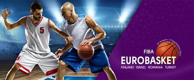 OlyBet spordiennustuses Eurobasket 2017 mängudele €22 riskivaba ennustus