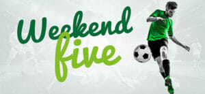 Paf Weekend Five tasuta ennustusvõistlus - võida €50 pärisraha