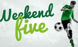 Mänguportaalis Paf iga nädal tasuta ennustusvõistlus Weekend Five