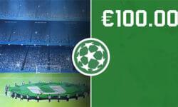 Tasuta Meistrite Liiga ennustusmäng – võida €100 000 puhtalt kätte