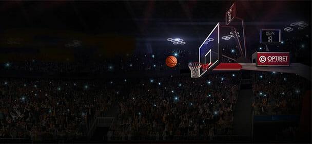 Optibet Eesti NBA 2017 hooaja alguse puhul 100% riskivaba panus