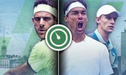 ATP tenniseturniiri ennustamise meistrivõistlused Unibetis