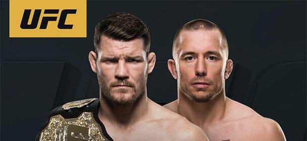 Coolbet Spordiennustus €25 täielikult riskivaba ennustus UFC 217 panustamiseks