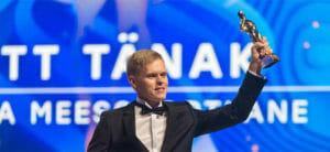 Ott Tänak WRC 2018 - aasta meessportlane