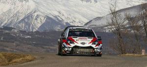 WRC Monte Carlo ralli tasuta otseülekanne ja ajakava