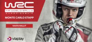 WRC ralli otseülekanded - vaata tasuta