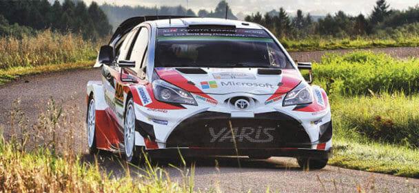 WRC Rootsi Ralli võimendatud Ott Tänaku võidukoefitsient Betsafes