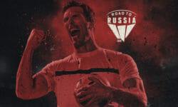Võida tasuta reis Jalgpalli MM 2018 Inglismaa – Belgia mängule