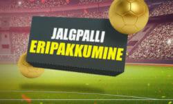 Jalgpalli eripakkumine Optibetis – 3 riskivaba panust