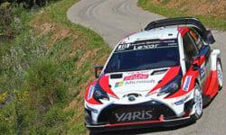 WRC 2018 Korsika ralli ajakava ning ülekanded