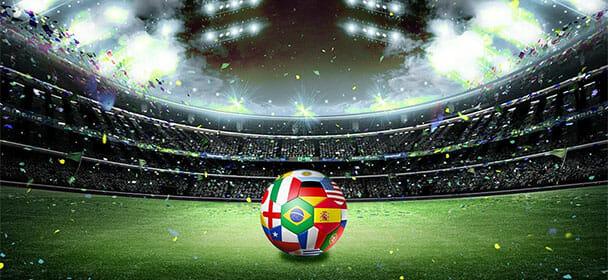 Jalgpalli MM 2018 Venemaal - staadionite juhend ja info