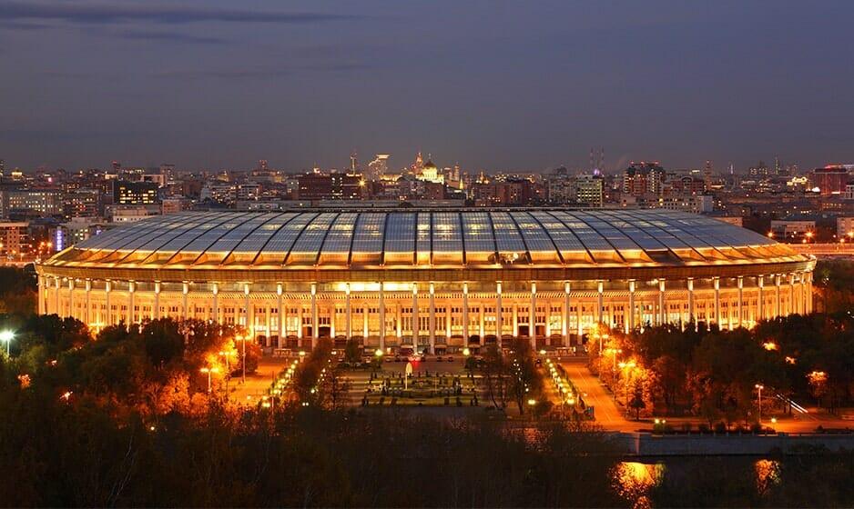 Moskva Luzhniki Staadion