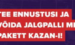 Tee tasuta ennustusi ja võida Jalgpalli MM pakett Optibetis
