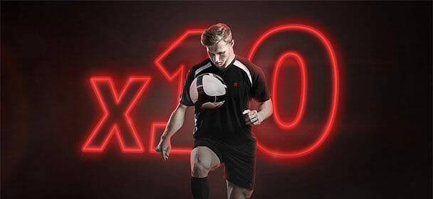 Superkoefitsient Jalgpalli MM 2018 võitjale Betsafes