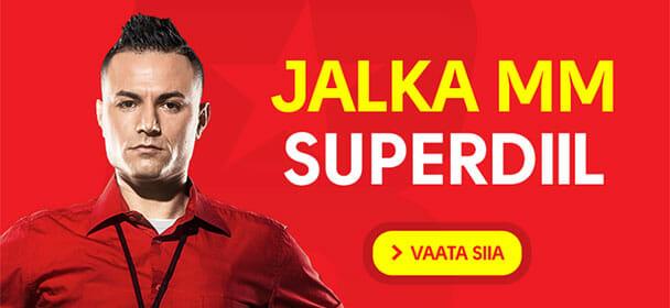Olybet - Jalgpalli MM 2018 Superpakkumine