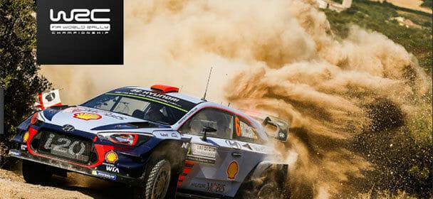 WRC Sardiinia ralli 2018 ajakava + otseülekanded