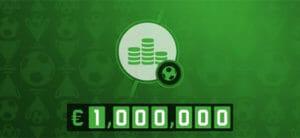 Unibet - Jalgpalli MM 2018 miljon euro jackpotid