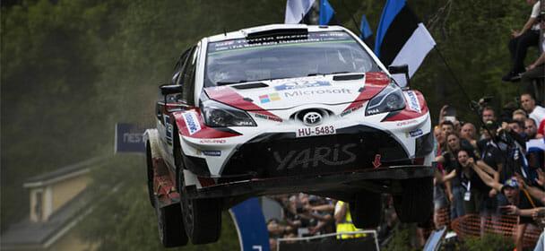 WRC Soome neste ralli ajakava + otseülekanded
