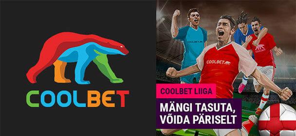 Tasuta Coolbet Liiga – Auhinnafond €6500 ja reis Premier League mängule