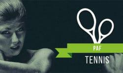 US Open Grand Slam igapäevane €500 loos Paf mänguportaalis