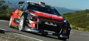 WRC Autoralli MM 2018 Saksamaa ralli