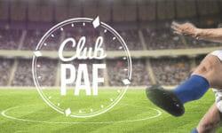 Võida Club Paf nädalavahetuse jalgpallipakett kahele