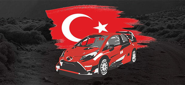 WRC Autoralli MM 2018 Türgi ralli superpakkumine Optibetis