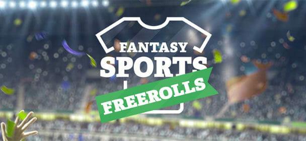 Osale iga reede tasuta Fantasy Sportsi freerollil Pafis