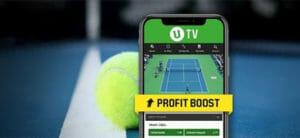 Unibet - Davis Cup 2018 tasuta otseülekanne + kasumivõimendus