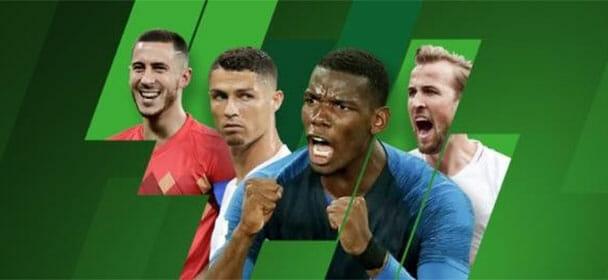 Unibet - ennusta uudset UEFA rahvuste liigat ja võida unistuste jalgpallireis või osa 10 000-st eurost