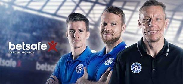 Betsafe - Eesti vs Soome superkoefitsient