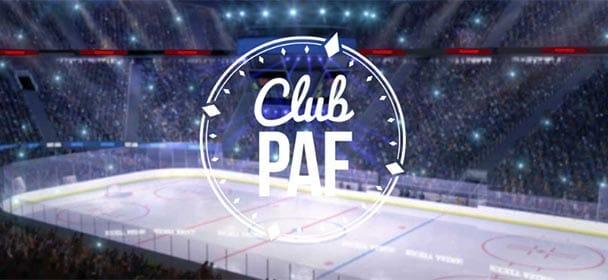 Club Paf - tasuta NHL hokireis kahele Torontosse