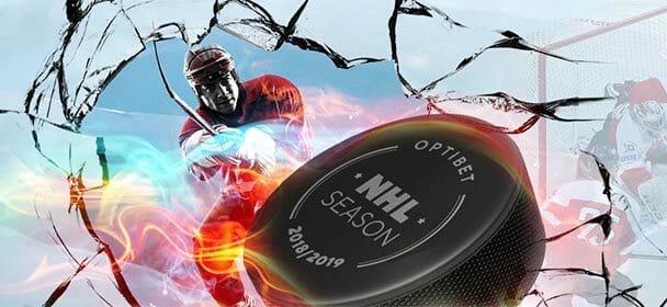 NHL Hokiliiga alustab – Ennusta NHL'i Optibetis ja saad cashbacki