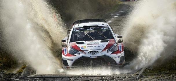 WRC Autoralli MM 2018 Wales ralli ajakava ja otseülekanded