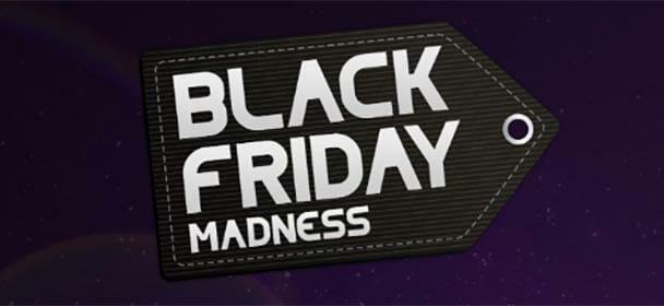 Coolbet - Black Friday Madness 100 000 tasuta keerutust uutele mängijatele