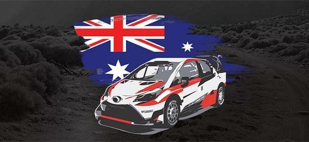 Optibet - WRC austraalia ralli riskivaba panuste superpakkumine