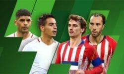 Unibet TV nädala mäng Sevilla vs Atletico Madrid – tasuta otseülekanne