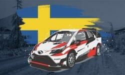 Autoralli MM Rootsi Ralli 2019 Optibet'is – Ela Tänakule kaasa riskivabalt