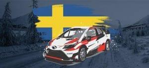 Optibet - WRC Autoralli MM 2019 Rootsi ralli riskivabad panused