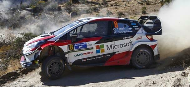 WRC Mehhiko ralli 2019 ajakava ja otseülekanded eestis
