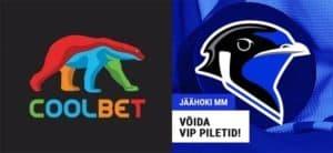 Coolbet - Jäähoki MM 2019 VIP pakketide loos
