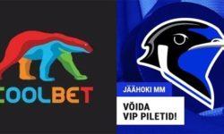 Coolbet Eesti – Jäähoki MM 2019 VIP pakettide loosid