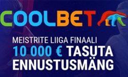 Meistrite Liiga Finaal 2019 ennustusvõistlus Coolbet'is – võida €10 000