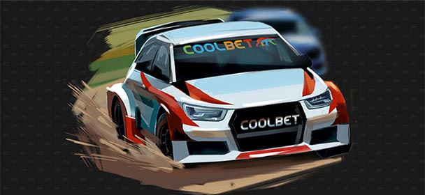 Coolbet - Monte Carlo ralli 2020 uue kliendi superkoefitsient