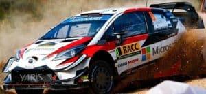 WRC Autoralli MM Tšiili ralli 2019 ajakava ja otseülekanded