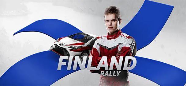 Live-panuste ralli Betsafe's – Võida VIP reis WRC Soome rallile