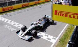 Vetteli vastuoluline ajakaristus andis esikoha Hamiltonile